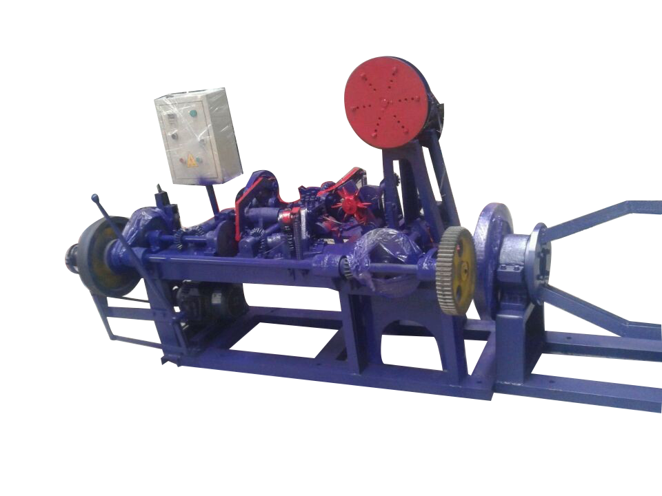 best selling automatic barbed wire machine