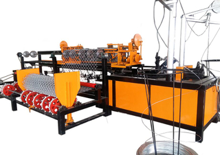 Best Automatic Chain Link Fence Making Machine