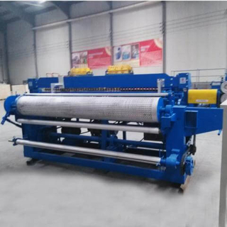 Wire Mesh Roll Welding Machine