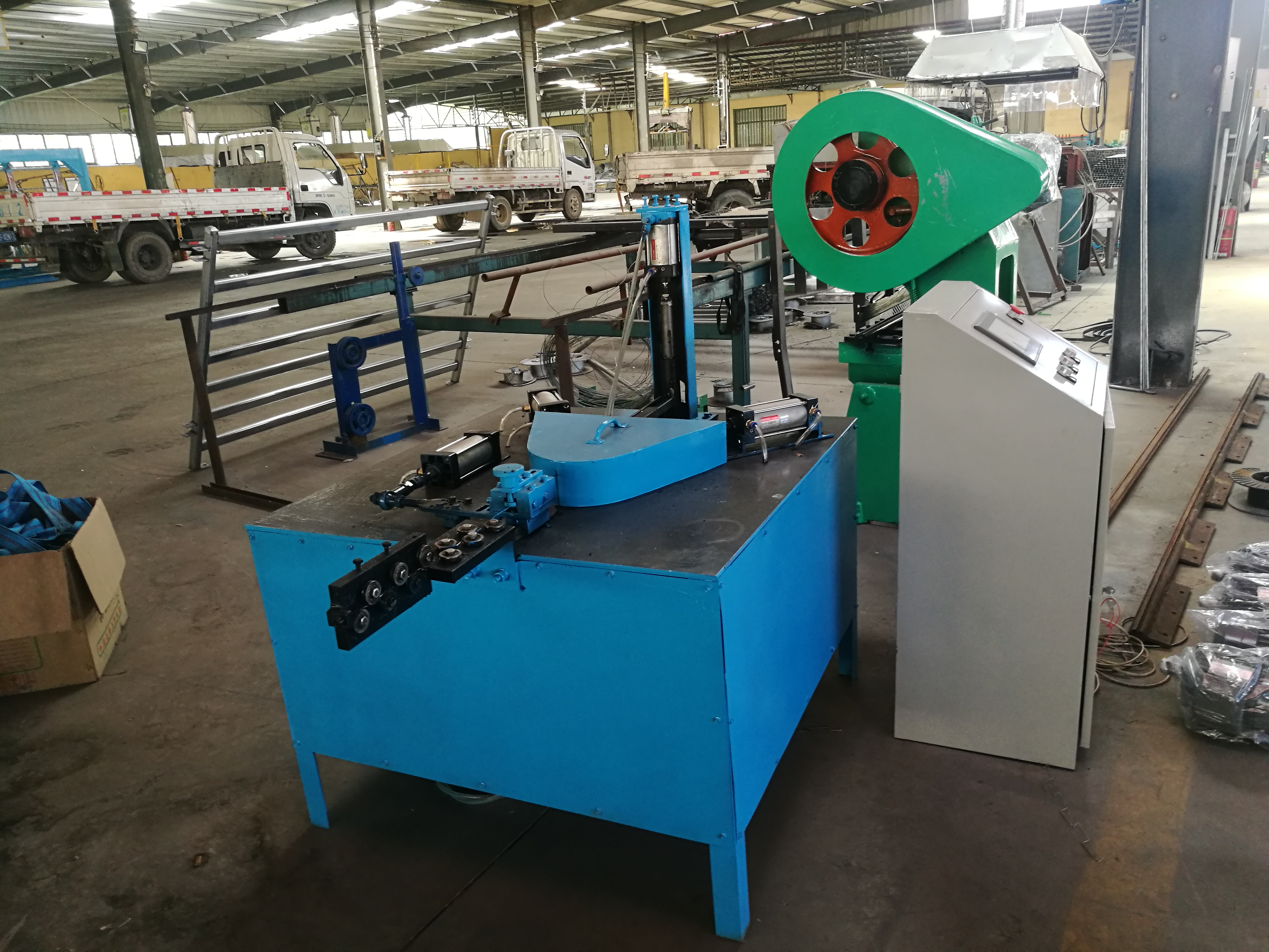 Fully Automatic Chocolate mesh belt Machine from Semai Factory